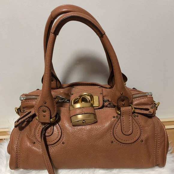 Chloe Handbags - CHLOE PADDINGTON BAG VERY GOOD CONDITION